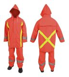 Wetskins Industrial High-Vis Safety Rainsuit | Forcefield | Canadian Tire