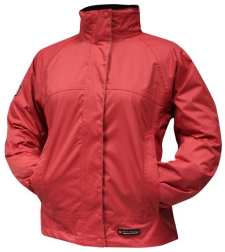 Misty Mountain Women's Cranberry Waterproof Breathable Jacket
