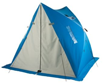 Clam 2-man Tee Pee Pop-Up Ice Shelter | Canadian Tire