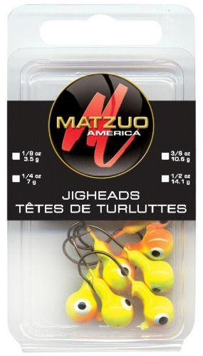 Matzuo Live Eye Jig Head