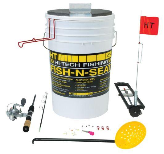 Hi-Tech Fishing Value Bucket