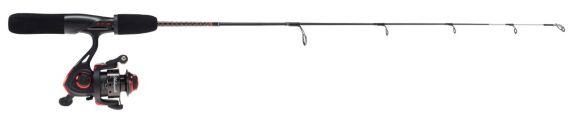 Shakespeare Ugly Stik GX2 Ice Fishing Rod Combo, Medium/Light, 26-in