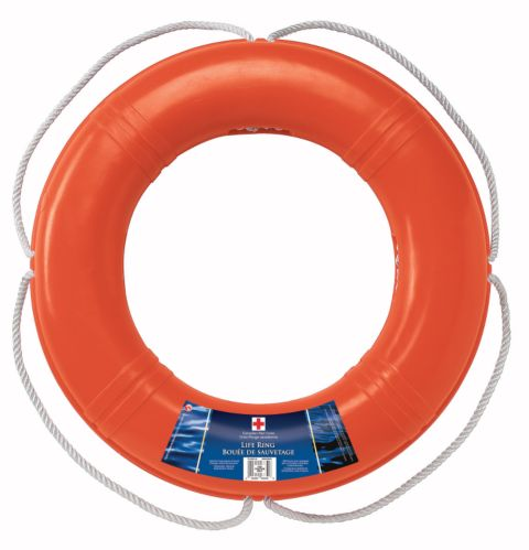 Dolphin 24-in Life Ring Buoy