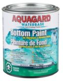 Aquaguard Boat Paint, Black, 1-Quart | Aquaguard | Canadian Tire