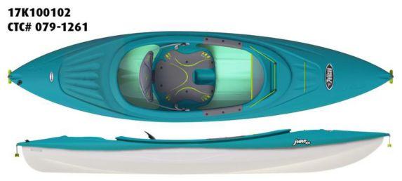 Pelican Juno 100 Kayak, 9-ft 8-in