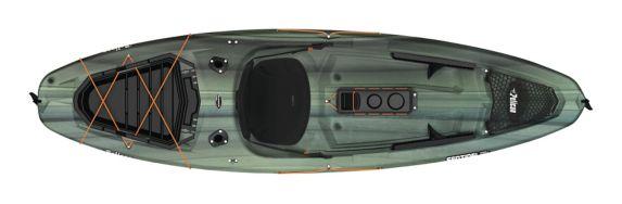 Pelican Sentinel 100X Angler Kayak Product image