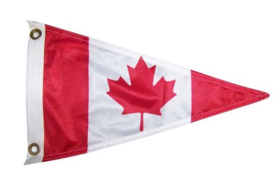 Canadian Pennant Flag