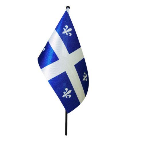 Mini drapeau du Québec