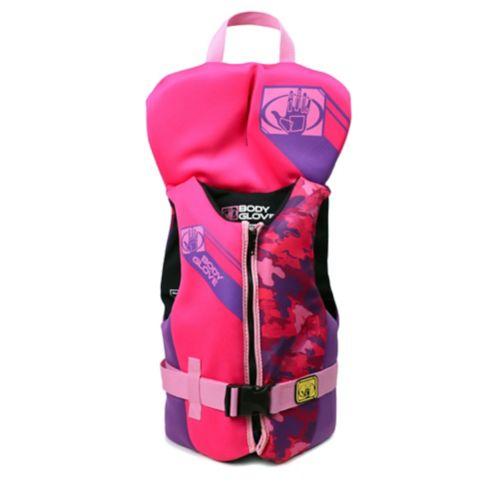 Body Glove Youth Girl's Evoprene PFD Life Jacket