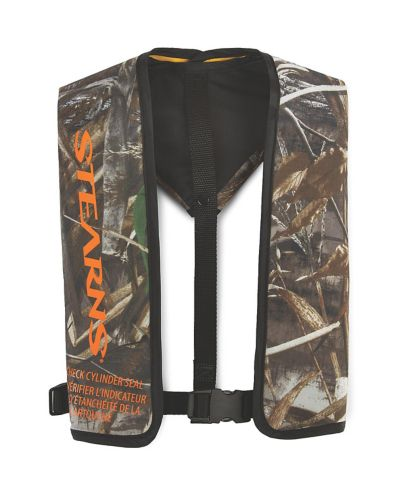 Stearns Camo Manual Inflatable Personal Flotation Device
