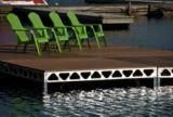 Aluminum Shoreline Dock 2 Go Stationary Dock, 4 x 8-ft | Shoreline | Canadian Tire