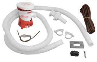Attwood Bilge Pump 500 Kit | Canadian Tire