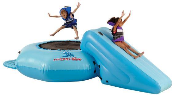 Hydrowave Bouncer