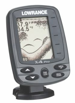 Lowrance X -4 Pro Fish Finder