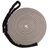 Mooring Boat Line with Chafe Guard, White, 1/2-in x 25-ft | Blueline | Canadian Tire