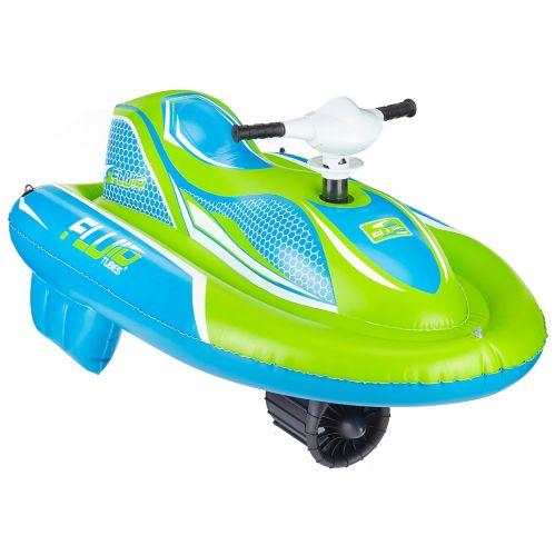 Fluid Tubes Motorized Inflatable