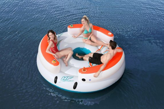 HydroForce™ Lazy Dayz 6-Person Party Island Product image