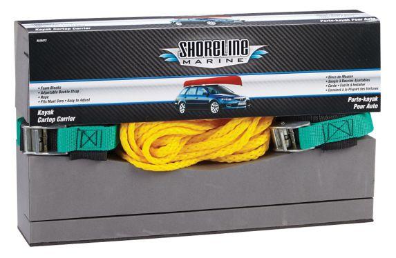 Kayak Carrier Kit