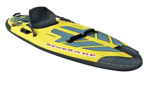 Renegade Inflatable Kayak Set Product image