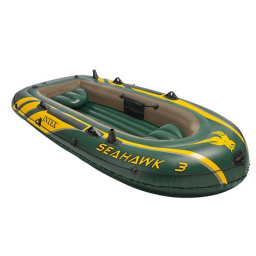 Intex Seahawk 3-Person Inflatable Boat