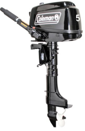Coleman 5HP Outboard Motor