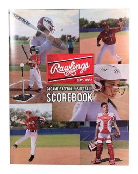 Rawlings Baseball Score Book Canadian Tire