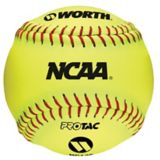 Worth Indoor/Outdoor Softball, Yellow, 12-in | Worth | Canadian Tire