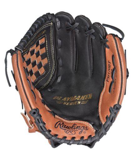 Rawlings Playmaker Series Baseball Glove, 12-in