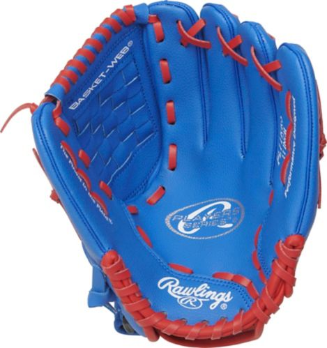 Rawlings Player Series Baseball Glove, Blue, 11-in Product image