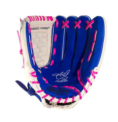 Rawlings Baseball Glove, Regular, 12-in