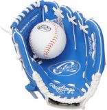 Rawlings Player Series Baseball Glove, Blue, Regular, 9-in | Rawlings | Canadian Tire