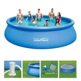 Summer Waves Pool, 18-ft x 48-in | Summer Waves | Canadian Tire