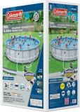 Coleman Frame Pool, 18-ft x 48-in | Colemannull