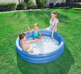 Inflatable Pool, 5-ft x 12-in | H20Go!null