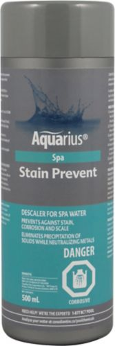 Spa Stain Prevention Solution