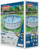 Coleman Round Pool, 22-ft | Coleman | Canadian Tire