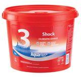 Aquarius Step 3 Shock Chlorinating Granules Water Treatment, 4-kg | Aquariusnull