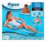 Aqua 3-in-1 Luxury Travel Pool Float | Aquanull