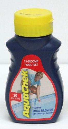 AquaChek Red Pool & Spa Test Strip