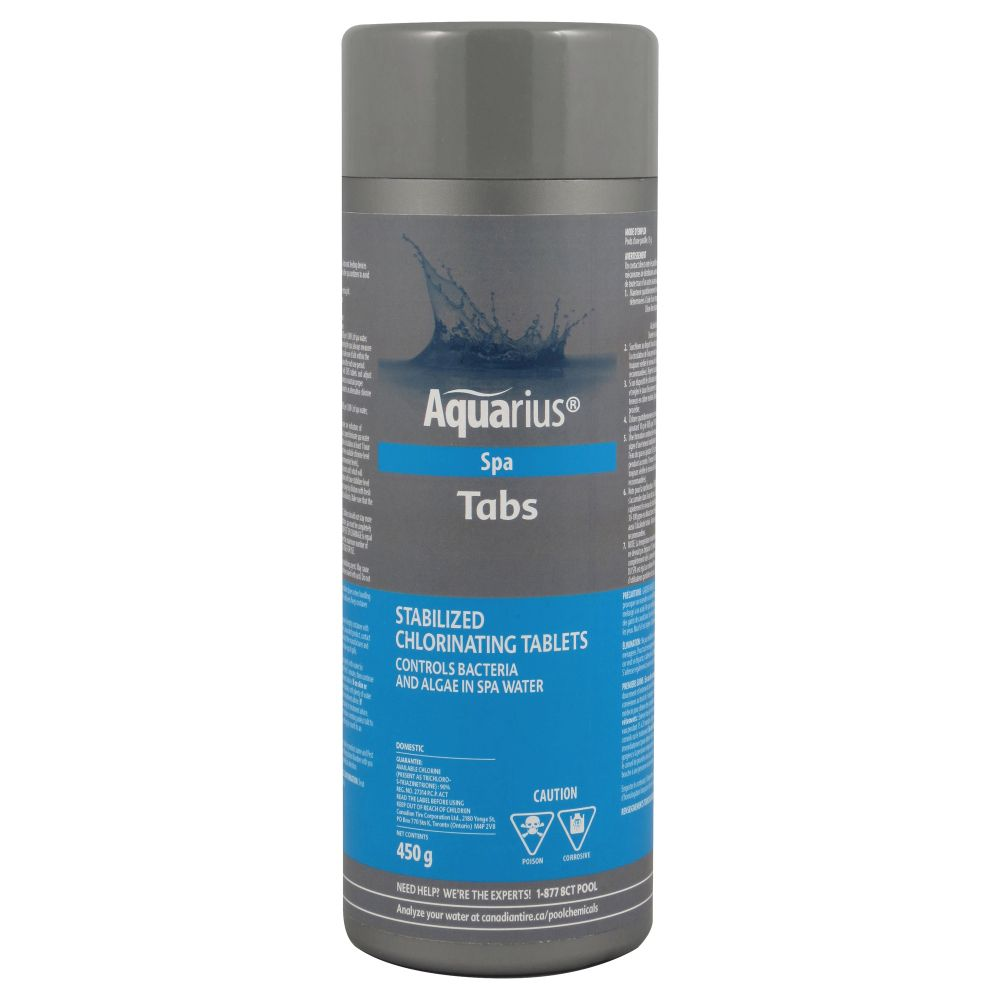 Aquarius Spa Tabs, 450 g