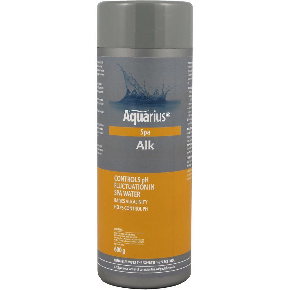 Aquarius Spa Alkaline Booster, 600 g