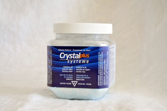 CrystalPlus System, 500-g