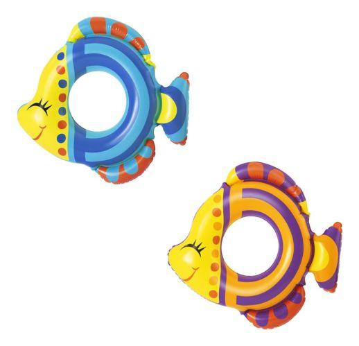 Flotteur de piscine, poisson amical, choix varié, 32 po Image de l'article