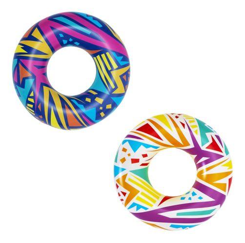 Bestway Geometric Swim Ring, 14-in Product image