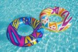 Bestway Geometric Swim Ring, 14-in | Bestwaynull