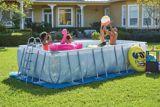 Coleman Rectangular Frame Pool, 18-ft x 9-ft   Coleman   Canadian Tire