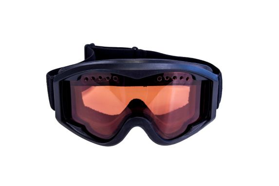 Decibel Peak Lite Adult Goggle with Gold Lenses