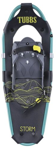 Tubbs Kids' Storm Snowshoes, 19-in