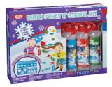 Snow Spray N' Stencil Kit | Idealnull