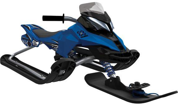 Snow Moto X-Games Sled